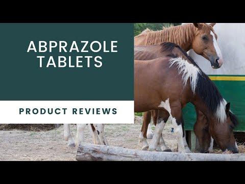 Product Review: AbPrazole™ Tablets (Omeprazole) via Balling Gun