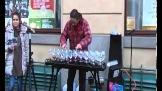 Музыка винных бокалов