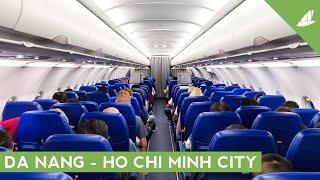 TRIP REPORT | Bamboo Airways (ECONOMY) | Da Nang - Ho Chi Minh City | Airbus A321