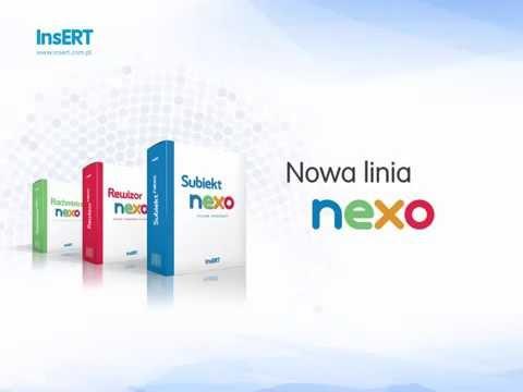 InsERT nexo - prezentacja systemu