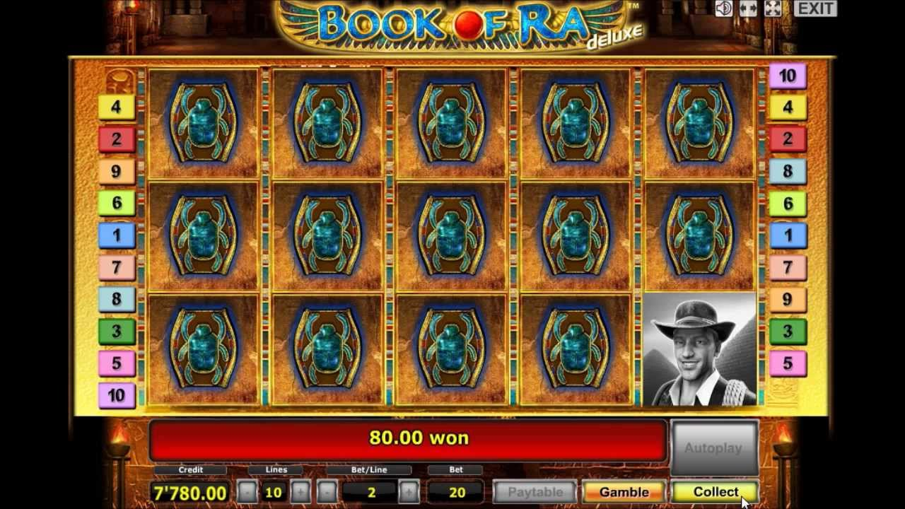 book of ra free spins bonus code