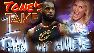 LAURA INGRAHAM TO LEBRON JAMES: SHUT UP AND DRIBBLE