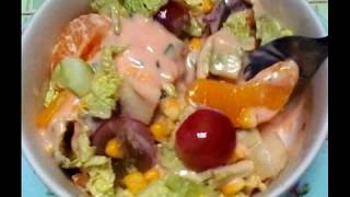 Resep Salad Pizza Hut