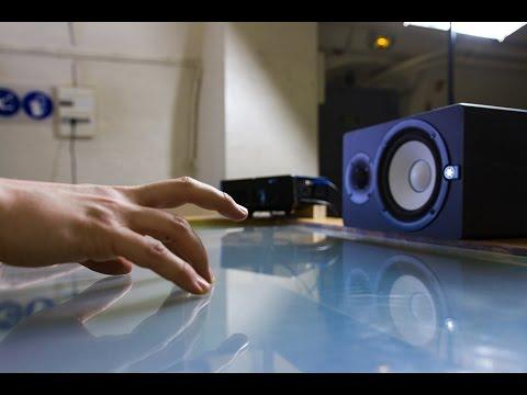 Créer de la musique à partir de gestes dans l'espace