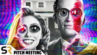 WandaVision Pitch Meeting