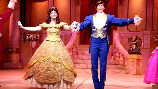 FULL HD Beauty And The Beast Musical - Live at Disney's Hollywood Studios