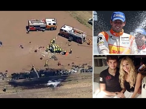 Car And Driver Subscription >> [Video]Sean Edwards killed in Porsche crash at Queensland ...