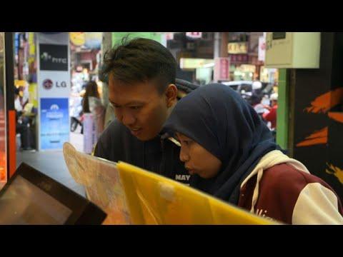 تايوان تسعى لاستقطاب السياح المسلمين تعويضا لتراجع تدفق الصينيين