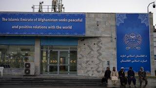 الشرطة-الأفغانية-تعود-للانتشار-في-محيط-مطار-كابول