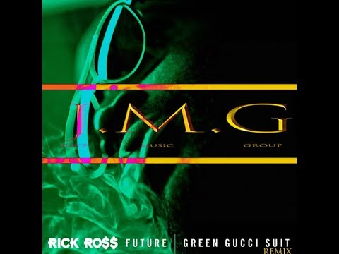 Rick Ross - Green Gucci Suit (Juice Mix - Official Video)