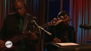 The Midnight Hour Performing live on KCRW