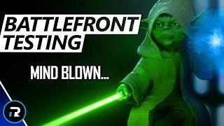 Uncovered Hero Secrets (Testing The Battlefront) - Star Wars Battlefront 2