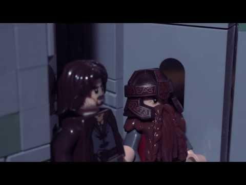 LEGO Should we trust Aragorn?