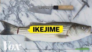 The right way to kill a fish