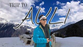Trip to Auli 2019