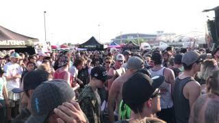 Silverstein - Ghost (Warped Tour 2017)