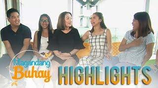 Magandang Buhay: Kim's highschool friends surprise visit
