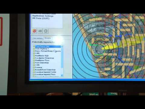 SAFERSystems NPRA2010 Real-Time and CAM video - Francais