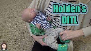 DITL Of Reborn Baby Holden | Kelli Maple