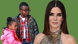 Sandra Bullock's kids: Things you didn't know about them