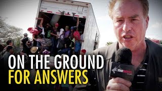 """Caravan UPDATE: Trying to get answers from People Without Borders """"volunteers"""""""