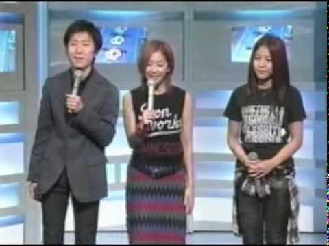 BoA meeting Shinhwa in Japan