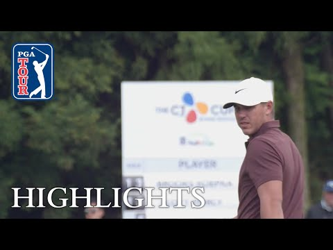 Highlights | Round 3 | THE CJ CUP 2018