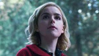 """Chilling Adventures of Sabrina FIRST LOOK Photos Are Actually """"Chilling"""""""