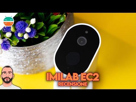 Recensione IMILAB EC2: l'IP camera  …