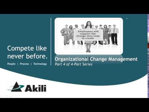 Akili's Organizational Change Management