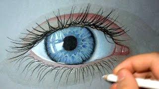 Comment dessiner un œil réaliste [Tutoriel]