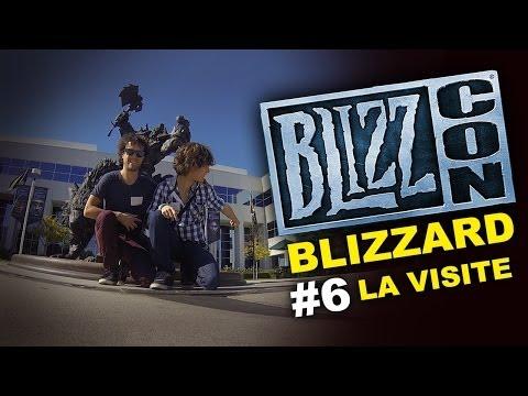 Visite des locaux de Blizzard US (épisode #6) - YouTube