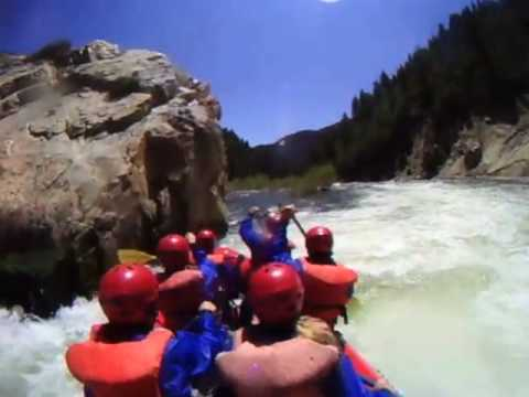 Sun Valley Rafting in Stanley Idaho