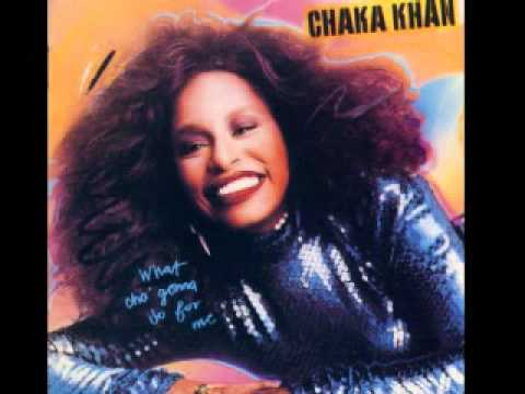Chaka khan ft.Dizzy & Herbie Hancock ~ And the Melody Still Lingers On (Night in Tunisia)