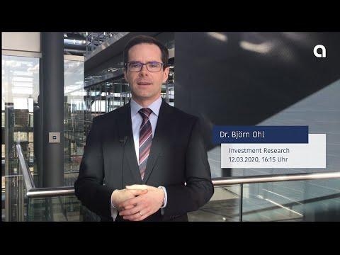 Corona-Krise löst weltweiten Ausverkauf aus