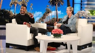 Ellen Attempts to Get Michael B. Jordan to Say the Secret Word