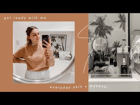 MORNING ROUTINE: EVERYDAY SKINCARE + MAKEUP | I Covet Thee