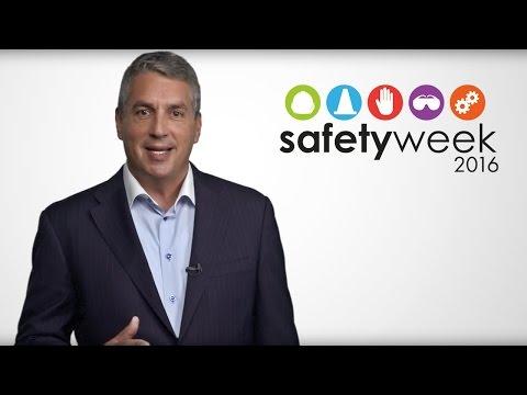 Celebrating Safety Week 2016 at Jacobs!