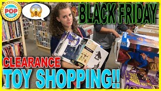 Black Friday CLEARANCE Toy Shopping | HUGE Collectibles Haul for CHEAP!!!