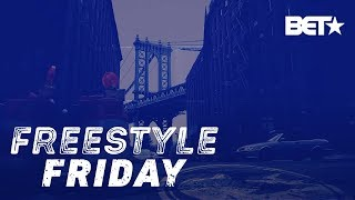 BET's Freestyle Friday Returns LIVE TODAY 3P EST