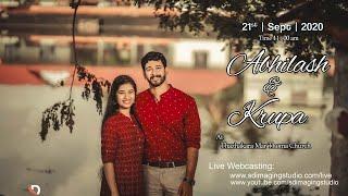 Abhilash and Krupa - Wedding Ceremony