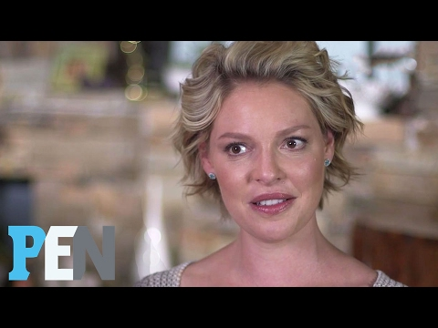 Katherine Heigl Opens Up About Experiencing Her First Pregnancy | PEN | Entertainment Weekly