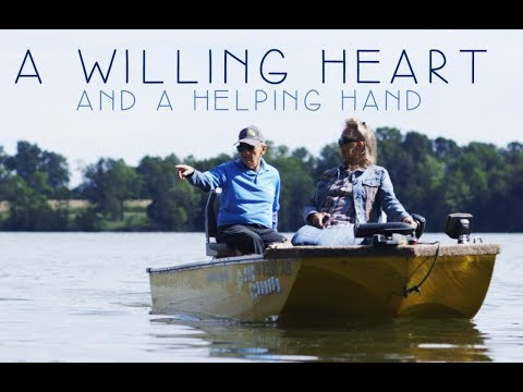 Brother Gene Toy - A Willing Heart (saves girl from drowning while fishing)