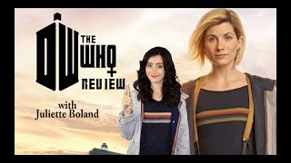 Doctor Who Review Show | Jodie Whittaker The 13th Doctor | Juliette Boland