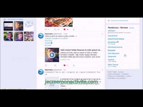 hqdefault Twitter une source de trafic ciblé ILLIMITE et surtout GRATUITE /!\ Regardez comment