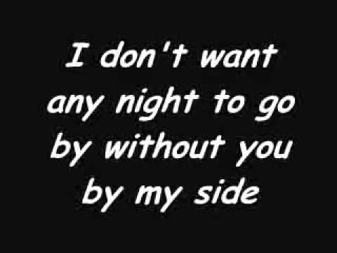 Enrique Iglesias & whitney houston: Could I have this kiss forever (lyrics)