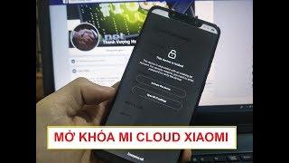 Xiaomi Pocophone F1 miui 10 ''Thiết bị đã khóa'',By pass ẩn mi account Xiaomi  ok 0911003229
