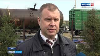 В Омске прошла Всероссийская штабная тренировка по гражданской обороне