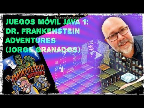 Juegos Movil Java: Dr Frankenstein Adventures (Jorge Granados)