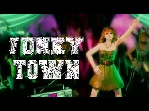 Dance Central | Funkytown | Miss Aubrey